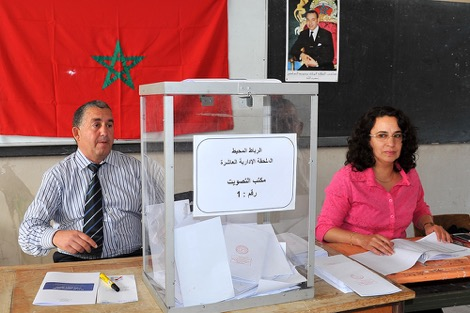 Elections Marocaines 28 1